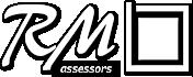 logo blanc assessoria integral girona i figueres | RM Assessors